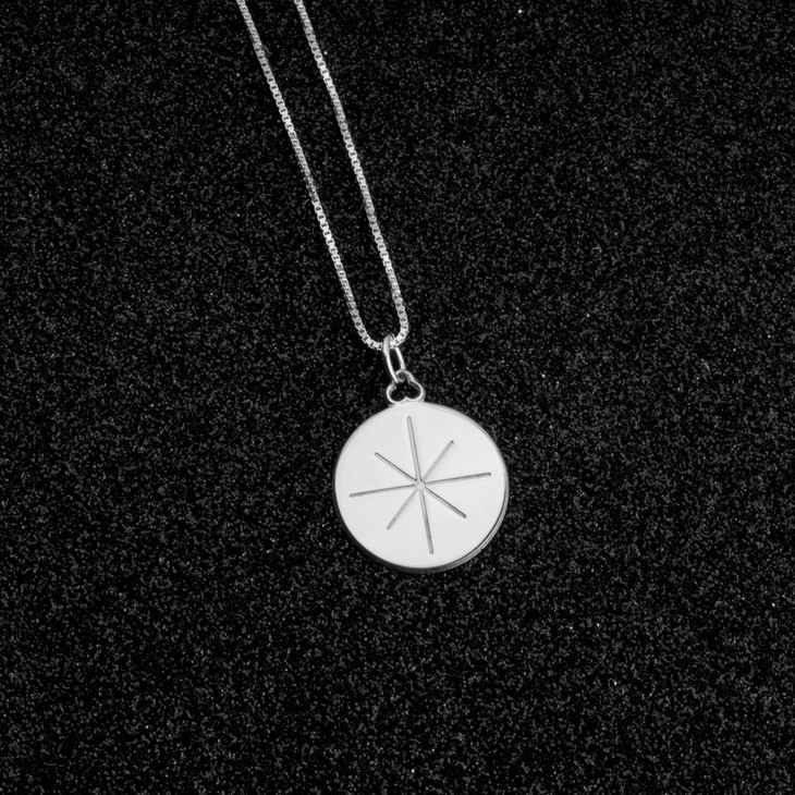 North Star Necklace - Picture 2