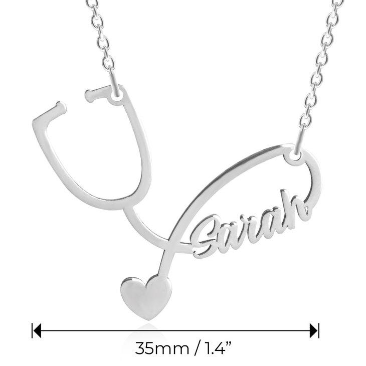 Stethoscope Necklace - Information