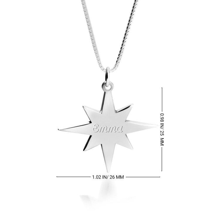 North Star Pendant - Information