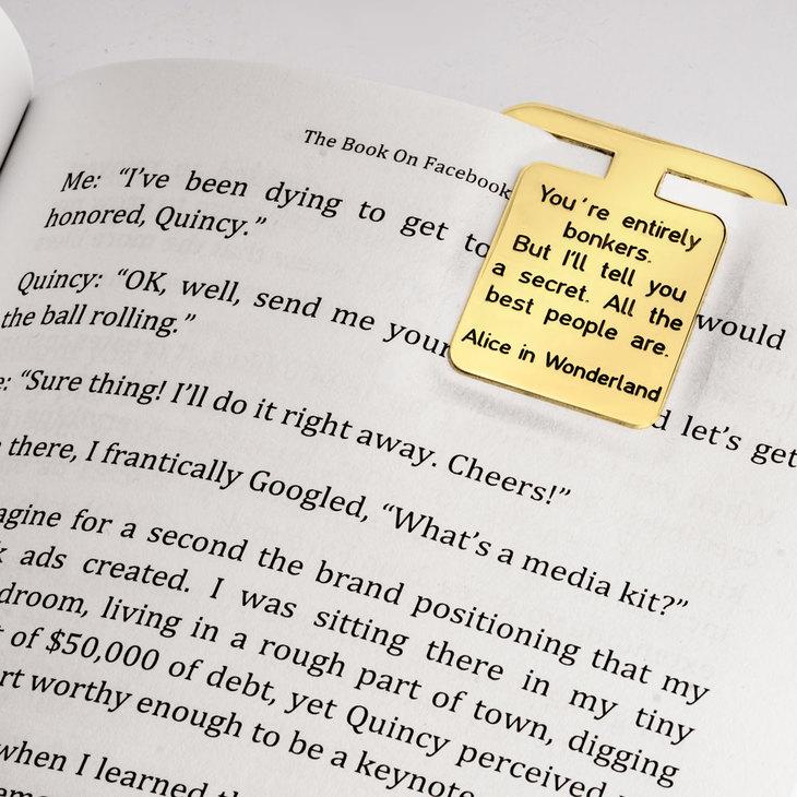 Personalized Bookmark - Picture 2