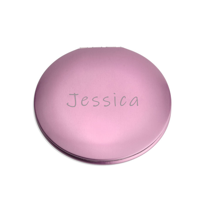 Personalized Compact Mirror - Picture 6