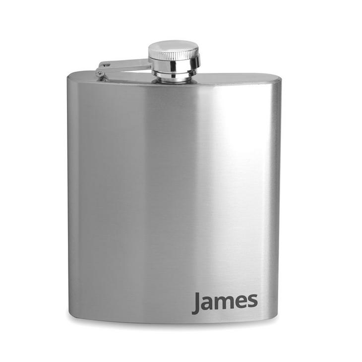 Stainless Steel Personalized Hip Flask