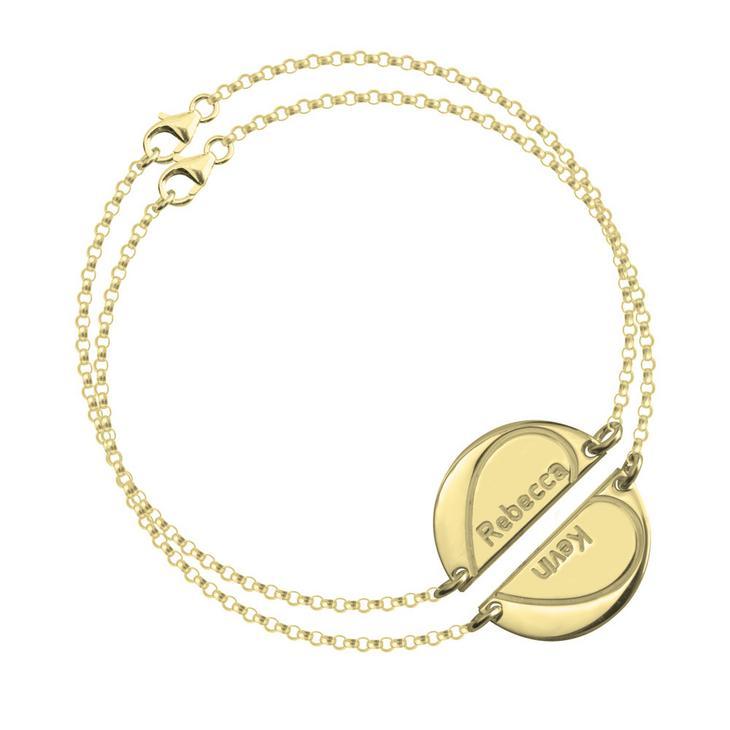 Best Friend Bracelets for Two