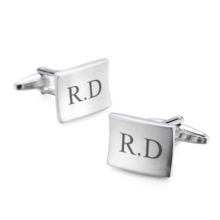 Personalized Cufflinks for Men