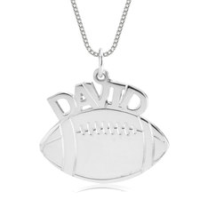 Collier Football Américain