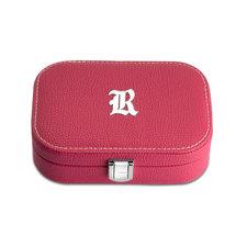 Custom Initial Jewelry Box