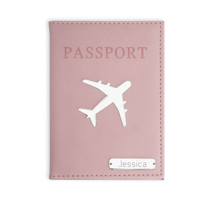 Personalized Passport Cover - Picture 2