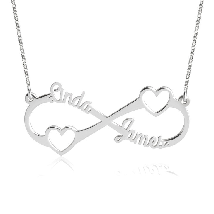Collier d'Amour Infini