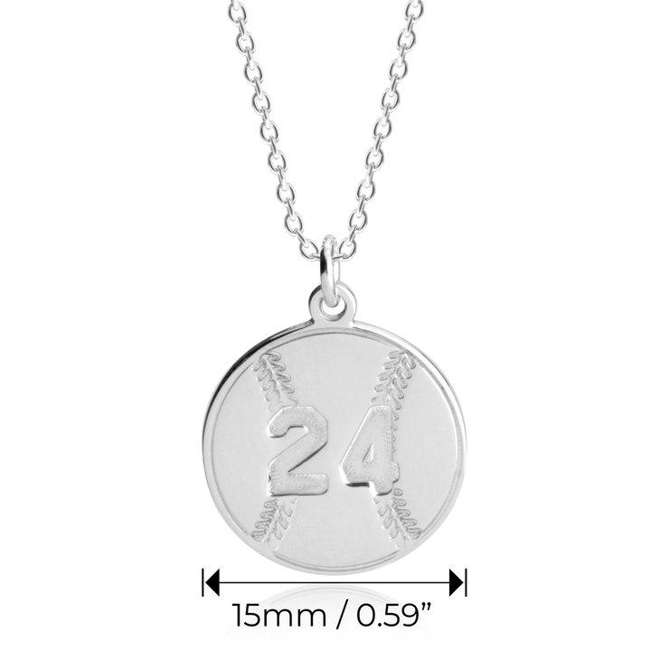 Baseball Necklace - Information