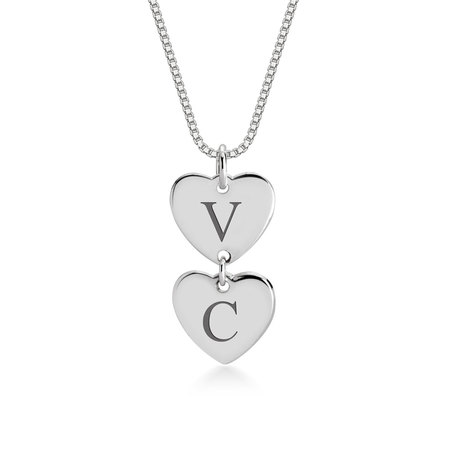 Initial Mother Necklace