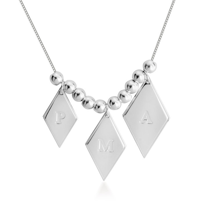 Mothers Initial Necklace