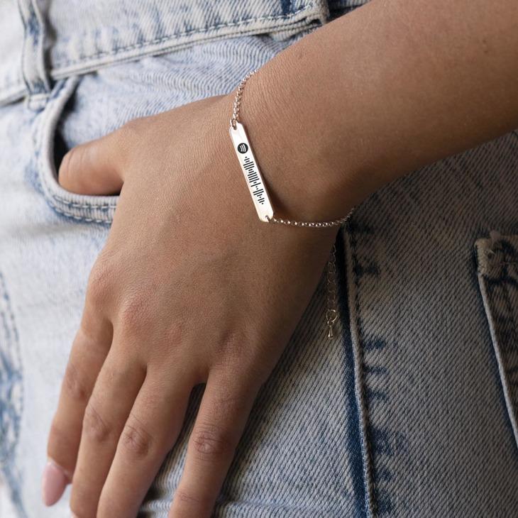 Bracelet Spotify - Model