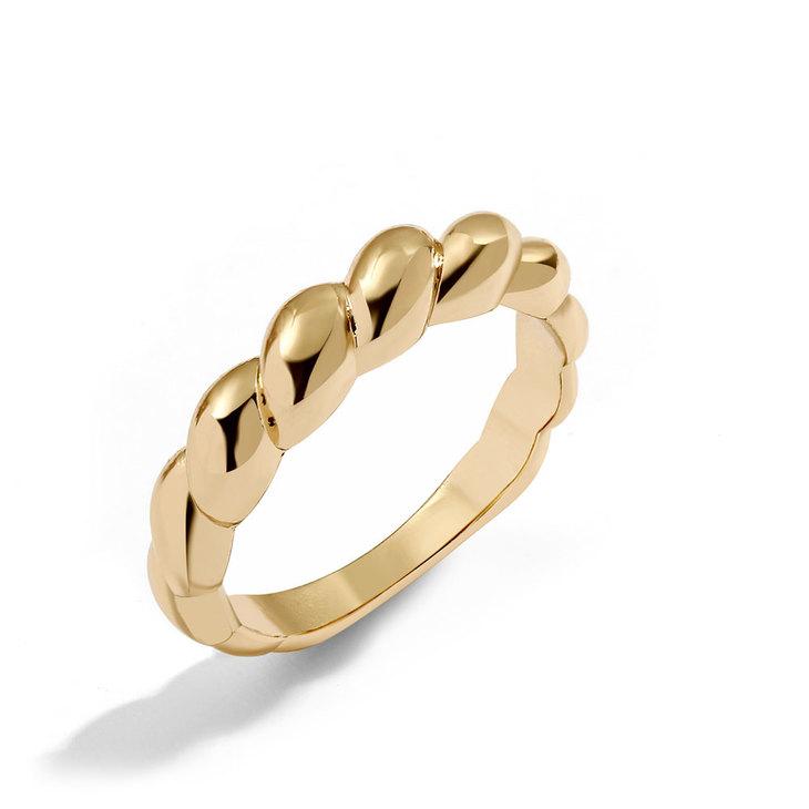 Croissant Ring