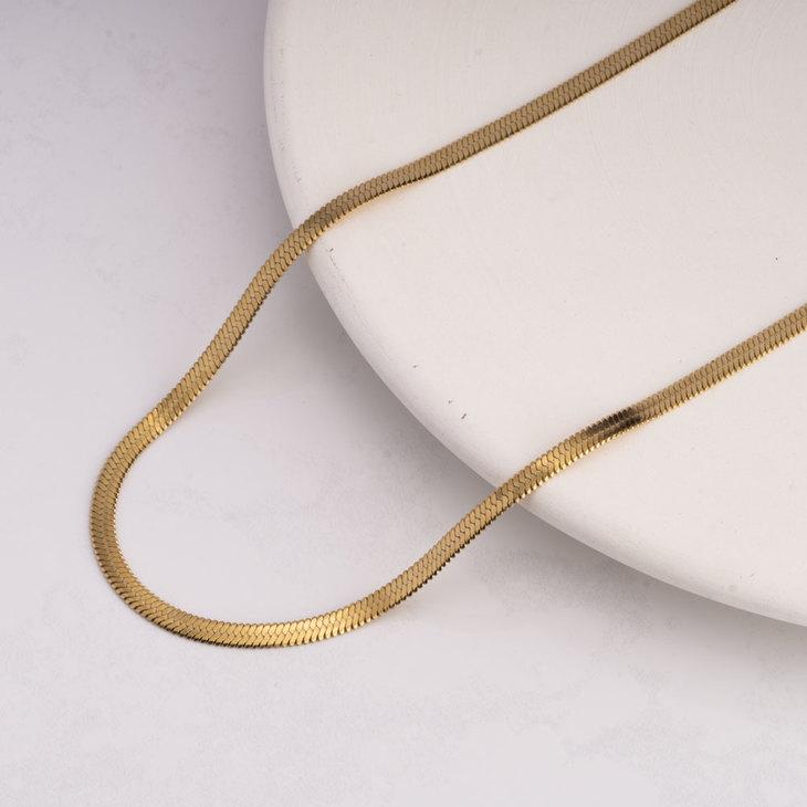 Herringbone Chain - Picture 2