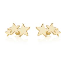 Aretes de Estrellas