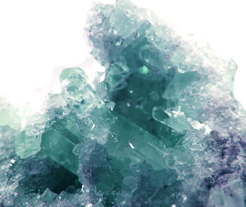 December Birthstone - Zircon / Turquoise / Tanzanite